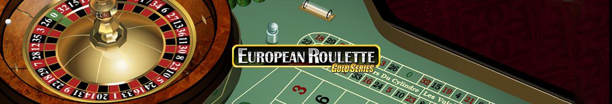 """European Roulette GOLD"""