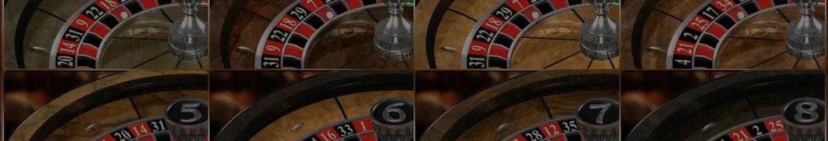 Kelių ratų ruletė